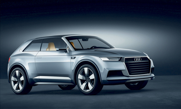 Audi Crosslane Info Website