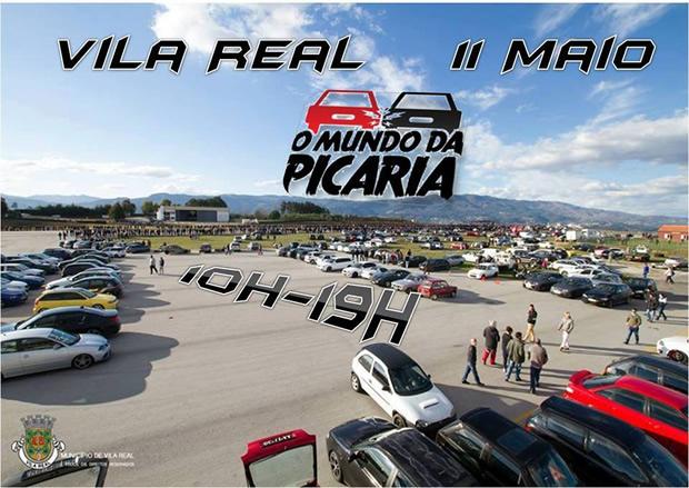 Evento Mundo da Picaria em Vila Real dia 11 Maio 2014 1