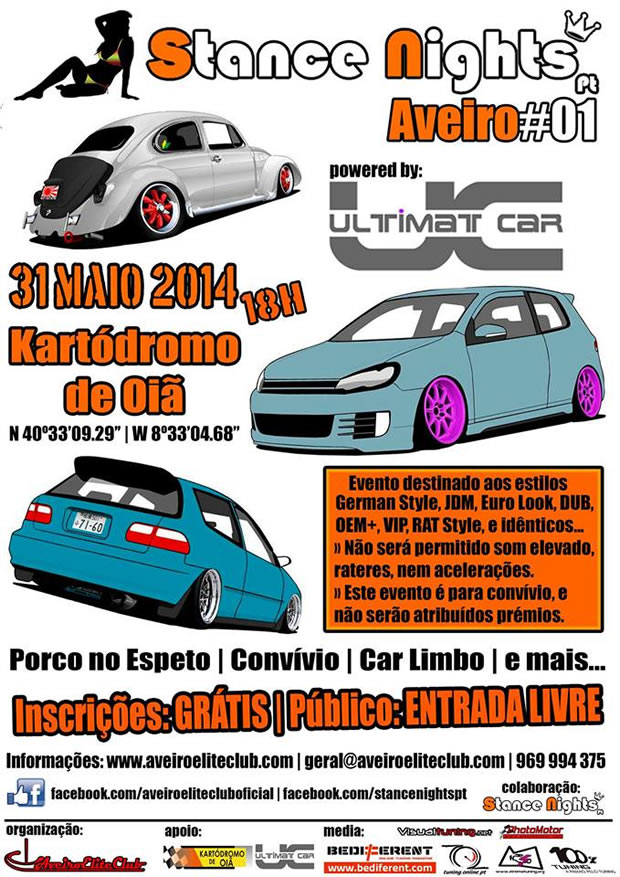 Stance Night Aveiro – Edition 01 1