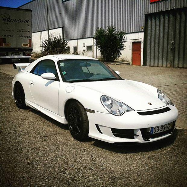 Simplicidade é tudo! #Porsche #Carrera #Modderna