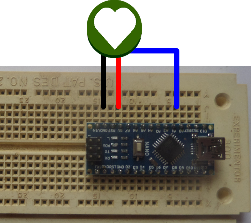 Heartbeat Sensor Circuit Not A Heartbeat Sensor