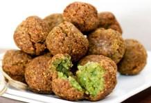 Falafel (bolinhos de grão-de-bico)