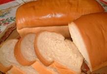 Pão de Leite Fofo
