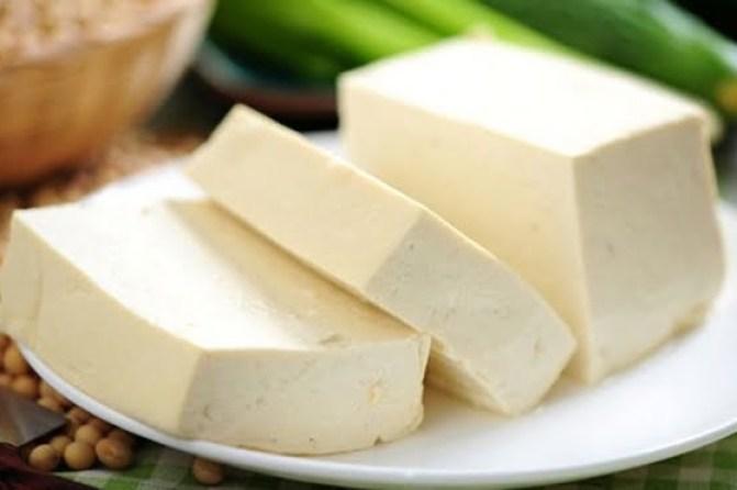 Tofu queijo de soja