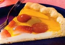 Torta de frutas diet