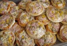 Pizza Brotinho Rápida e Fácil