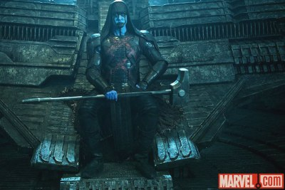 Lee Pace stars as Ronan in Marvel's Guardians of the Galaxy