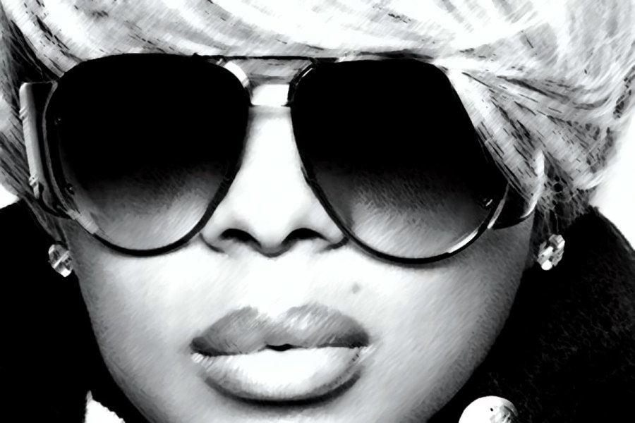 Mary J. Blige Facebook Profilfotos Copyright