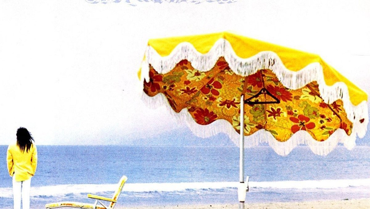 "Neil Young ""On The Beach"""