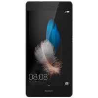 Huawei p8 scherm maken