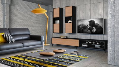 compositions murales design buffets