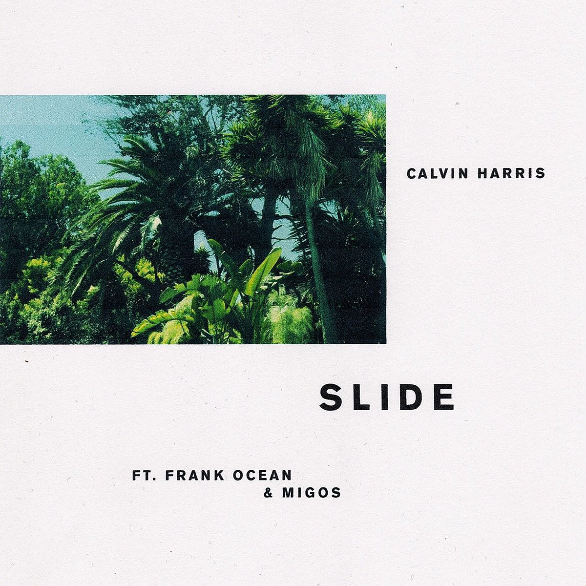 Image result for calvin harris slide