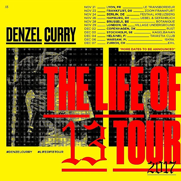 Image result for the life of 13 tour
