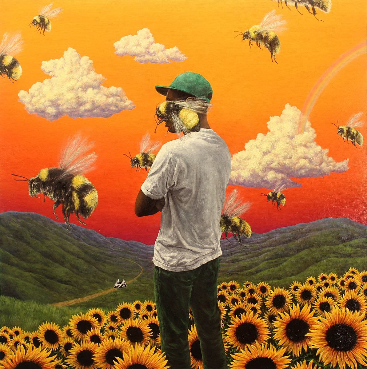 Image result for tyler the creator flower boy