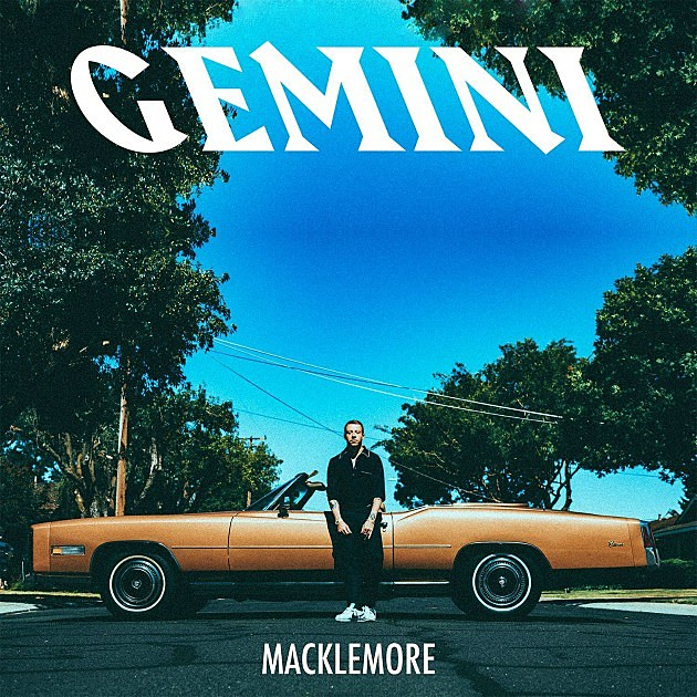 Image result for macklemore gemini album cover
