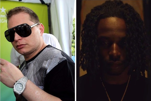 Scott Storch Previews New Jazz Cartier Collab | HipHopGrindTV