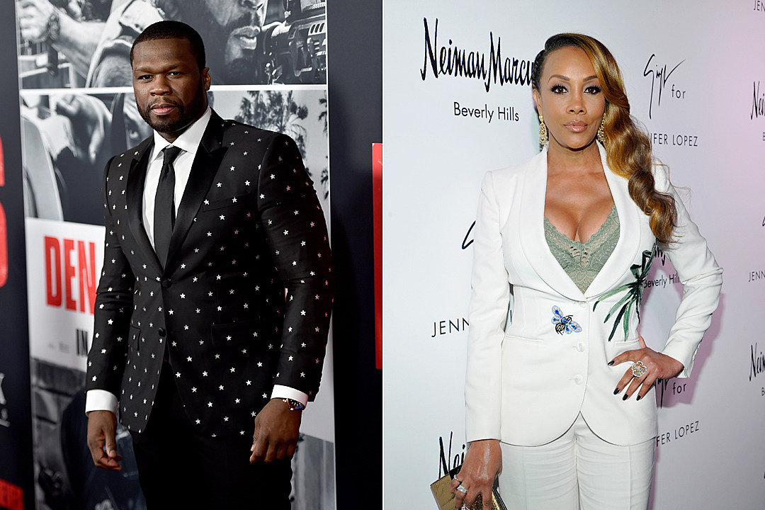Image result for 50 CENT RESPONDS TO EX-GIRLFRIEND VIVICA A. FOX'S CLAIMS THAT THEIR SEX WAS PG-13