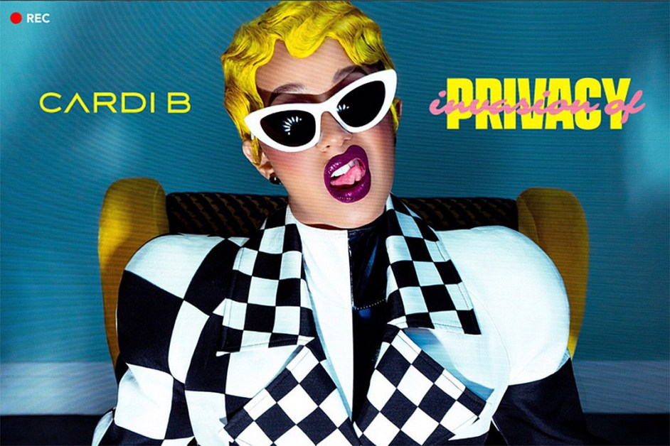 invasion of privacy cardi b