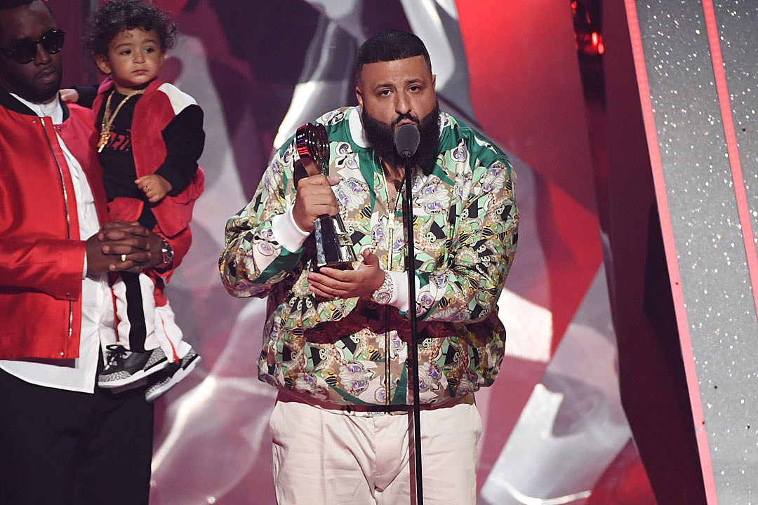 "Image result for DJ KHALED'S ""WILD THOUGHTS"" FEATURING RIHANNA AND BRYSON TILLER WINS HIP-HOP SONG OF THE YEAR AT 2018 IHEARTRADIO MUSIC AWARDS"