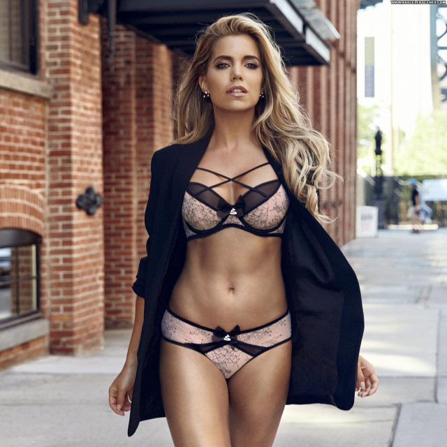 Sylvie Meis Beautiful Celebrity Sexy Babe Dutch Posing Hot Lingerie