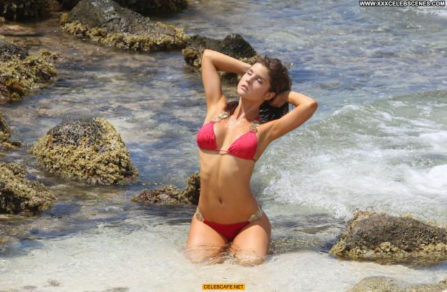 Amanda Cerny Beautiful Bikini Celebrity Posing Hot Babe Famous Hot