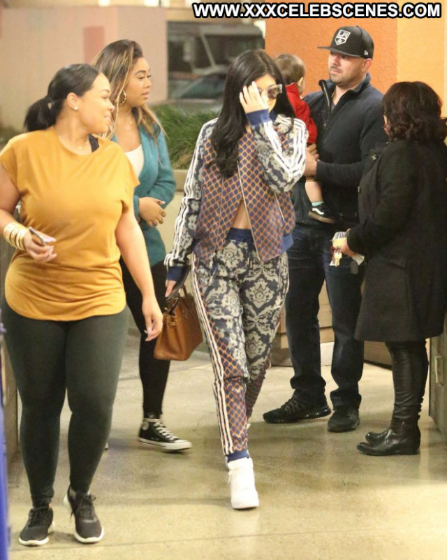 Kylie Jenner West Hollywood Beautiful Shopping West Hollywood