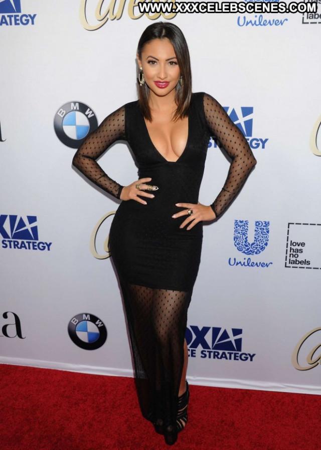 Francia Raisa West Hollywood Latin Party Celebrity Babe Beautiful