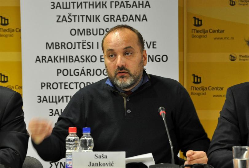 Zaštitnik građana, ali ne baš svih: Saša Janković, sportsko izdanje