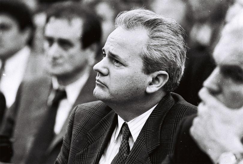 Vodili brigu o svojim ljudima: Batrić Jovanović, Slobodan Milošević i Dragutin Zelenović