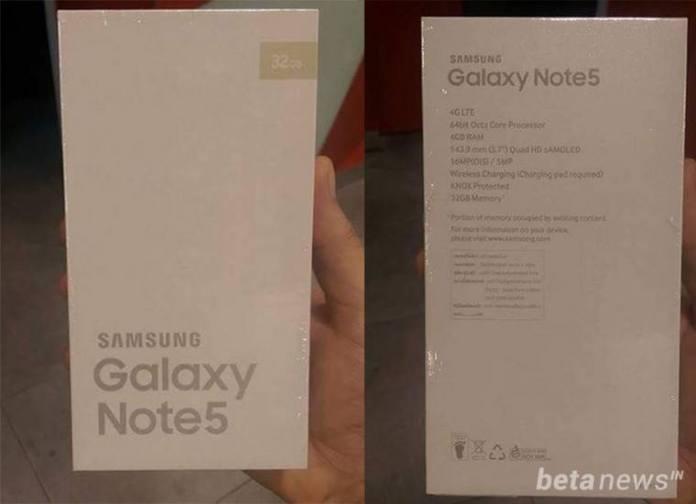 Samsung-Galaxy-Note-5-Packing-Box