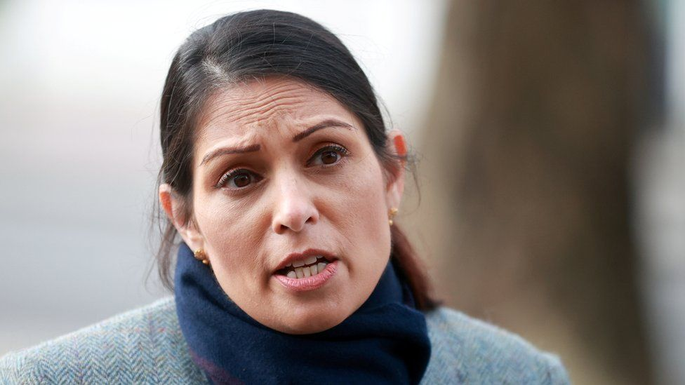 Home Secretary - Priti Patel