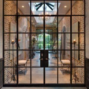 wrought iron french door y doors