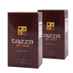 0000798 Tazza Di Vita Coffee 2 Boxes 300