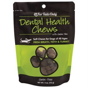 0005496 Fto Dental Health Chews For Dogs 4 Oz Bag 300