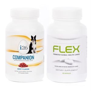0008552 Companion Combo Dog Chewable Flex 300