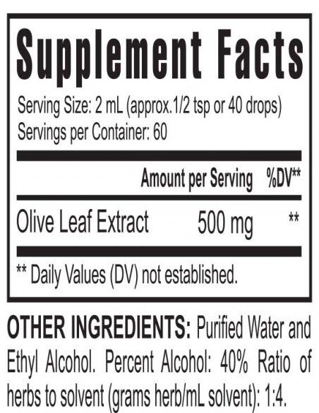 Gh Usgh000019 Super Olive Health Suppfacts 0715