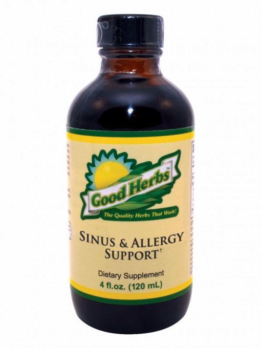 Usgh000017 Sinus Allergy Support 0715