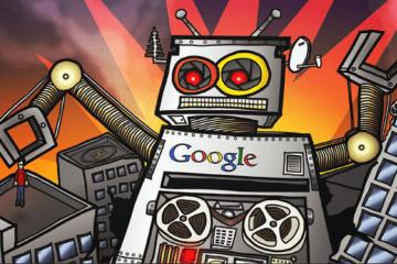 Yaabot - Google Robot