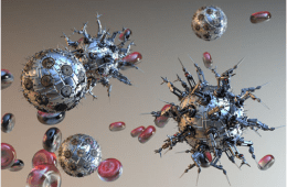 How far are we from Nanobots?