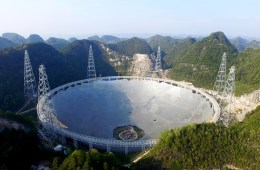 The Chinese Have A New Alien Hunting Telescope