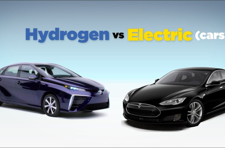 Hydrogen Cars: Clean Vehicles: Hydrogen Cars Versus Electric Cars