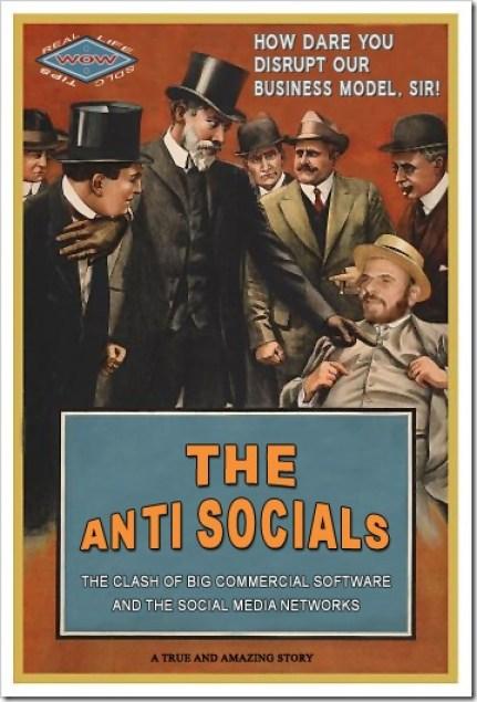 Yaacov Apelbaum-Anti Socials
