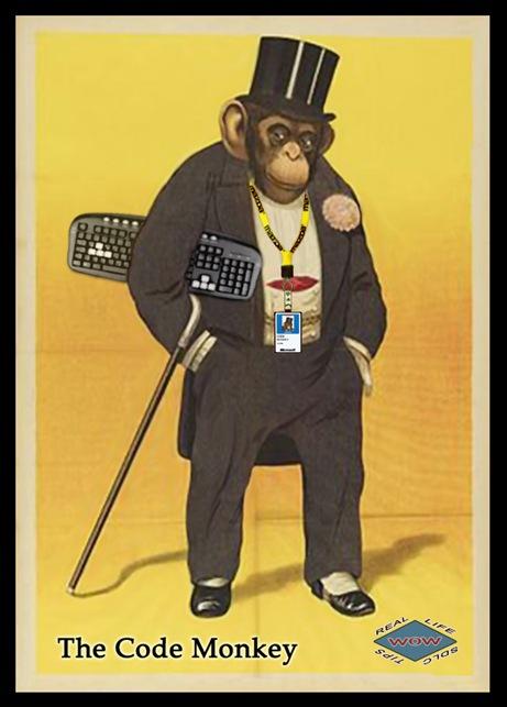 Yaacov Apelbaum-Code Monkey