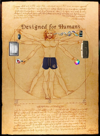 Yaacov Apelbaum-Designed for Humans