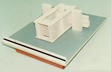 Yaacov Apelbaum-Prestress Bed Scale Model