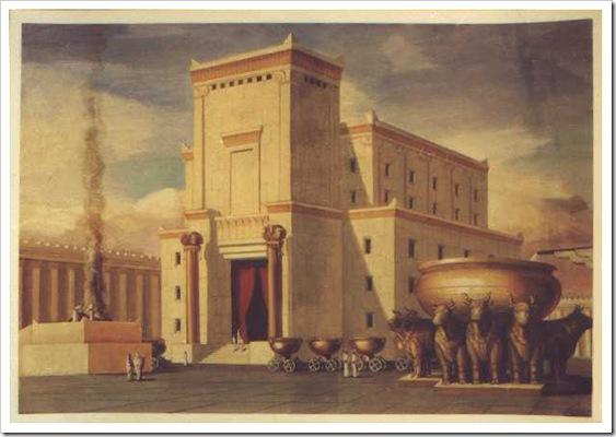Yaacov Apelbaum-Solomon Temple