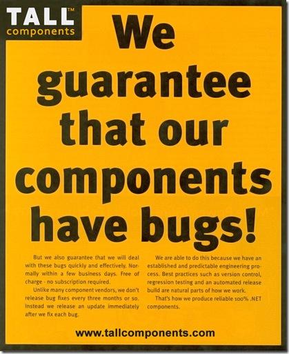 Yaacov Apelbaum-We Have Bugs