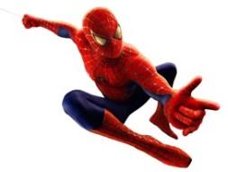 Yaacov Apelbaum- Spiderman flying