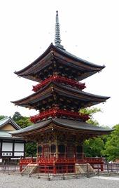 Yaacov Apelbaum - Narita Village Temple Tower