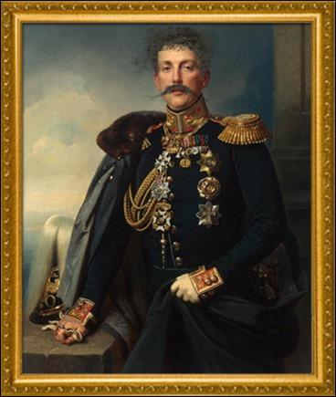 Duke Gregory Alexander Samovarov